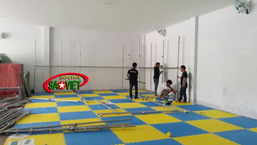 Nhà vui chơi liên hoàn Kids Village